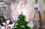 15 décembre 2018 à Nantes – Grande Crèche de Noël Vivante