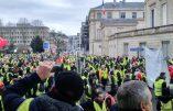Acte VII à Caen – Des milliers de Gilets Jaunes devant la préfecture
