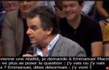Alexandre Jardin, le nouvel imposteur macroniste chargé de conseiller une liste Gilets Jaunes aux européennes
