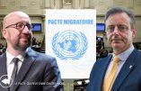 Le gouvernement belge se déchire sur le pacte mondial pour les migrations de l'ONU