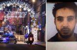 Le terroriste de Strasbourg : Chérif C, 29 ans, d'origine maghrébine, fiché S