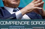 "13 janvier 2019 en Ariège – Conférence ""Comprendre Soros"""