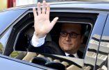 Les Gilets Jaunes ont incendié l'une des berlines dévolues à François Hollande