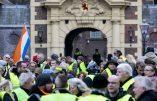 Manifestations de Gilets Jaunes aux Pays-Bas