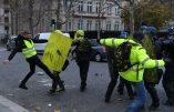 Direct – Violents affrontements entre Gilets Jaunes et policiers à Paris – Nombreux blessés