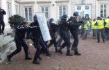 Puy-en-Velay – Affrontements jusque sur les marches de la Préfecture