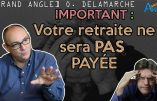 Olivier Delamarche prédit la disparition des retraites et l'effondrement de l'immobilier