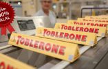 "Le chocolat ""suisse"" Toblerone devenu halal"