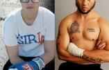 Patricia, devenue Patricio, le boxeur transgenre