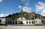 Espagne – Le prieur de la Valle de Los Caidos s'oppose à l'exhumation du général Franco