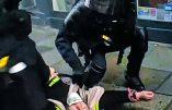 Acte X à Rennes : une manifestante inanimée après une charge de CRS