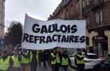 Acte X à Rouen : des milliers de gaulois réfractaires !