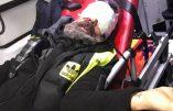 """Eric Drouet dénonce une """"élimination de leader"""" à propos du tir policier contre Jérôme Rodrigues qui a perdu son œil"""