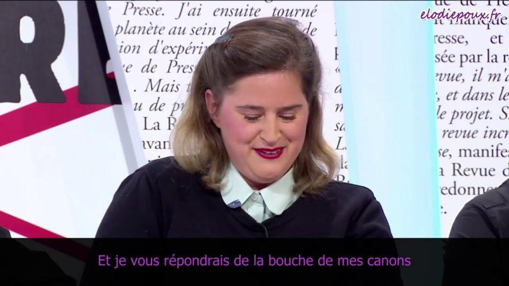 Le Grand Changement  Élodie Poux   Fable pour la Macronie ! 4c22393ab5e9