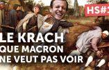 Krach financier – La catastrophe économique que Macron ne veut pas voir
