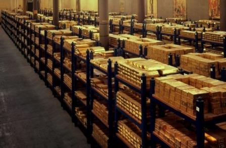 """Résultat de recherche d'images pour """"fin de la sanctuarisation de l'or de la Banque de France"""""""
