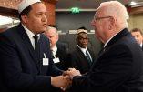 Rencontre entre le président israélien, des imams de France et le CRIF