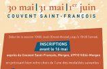 Du 30 mai au 1er juin 2019 – 10 conférences su Saint Laurent de Brindes