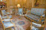Brigitte Macron saccage les salons de l'Elysée aux frais du contribuable