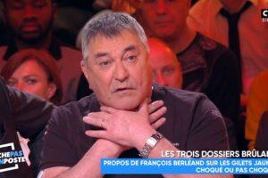 Jean-Marie Bigard défend les gilets jaunes contre François Berléand