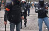 Des photos de policiers-casseurs prises lors de l'Acte XIII des gilets jaunes