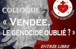Au Parlement Européen, Jean Sirapian compare génocide vendéen et génocide arménien