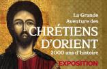 """Jusqu'au 17 mars 2019 à Metz – Expo """"La grande aventure des Chrétiens d'Orient"""""""