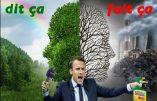 France 2 confirme que la représentation de Macron au Parlement Européen est financée par Bayer Monsanto