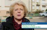 Marie-Jo Zimmermann quitte Wauquiez pour Dupont-Aignan au nom du droit à l'avortement ! Qu'en pense Poisson ?