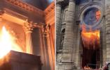 L'incendie de l'église Saint Sulpice est-il criminel ?