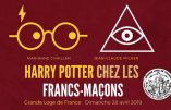 Harry Potter chez les francs-maçons
