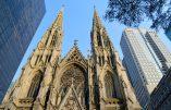 New York – Un homme arrêté alors qu'il se préparait à incendier la cathédrale St Patrick