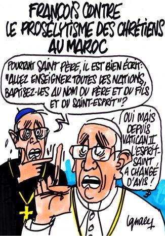 Ignace - François contre le prosélytisme