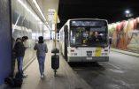 Migrants: arrêts de bus fermés à Bruxelles à cause des maladies contagieuses