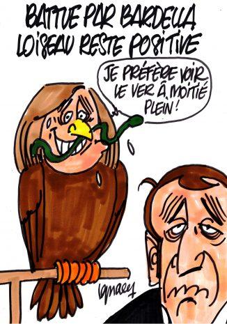 Ignace - Loiseau positive