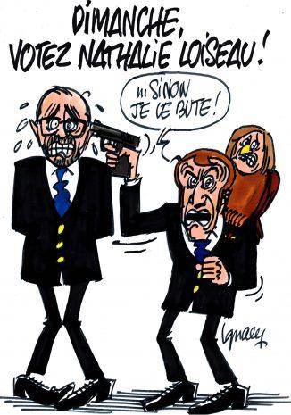 Ignace - Votez Nathalie Loiseau !