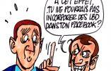 Ignace - Zuckerberg et Macron font la guerre aux délinquants du net