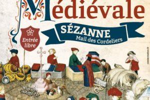 22 & 23 juin 2019 à Sézanne – Fête médiévale