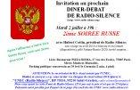 2 juillet 2019 – Soirée russe organisée par Radio Silence