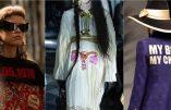 Défilé des horreurs, la maison de haute couture Gucci entre propagande IVG et Lgbt