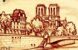Dossier spécial de Faits et Documents sur l'incendie de Notre-Dame de Paris