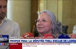 Voici le document LREM par lequel le député Agnès Thill est exclu du parti macroniste pour ses propos contre la PMA