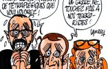 Ignace - Le gouvernement contre l'exécution des Français de Daech