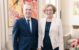 Les ministres Muriel Pénicaud et François de Rugy épinglés pour leurs fake news !