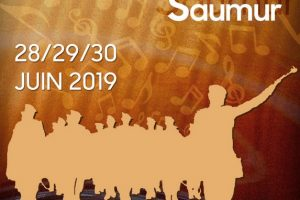 28, 29 et 30 juin 2019 à Saumur – Festival international de musiques militaires