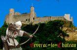 Tournoi d'archerie médiévale à Séverac-le-Château ces 29 et 30 juin 2019