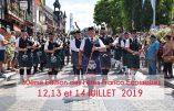 Du 12 au 14 juillet 2019 à Aubigny-sur-Nère – Fêtes franco-écossaises
