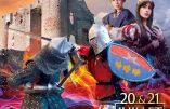 20 & 21 juillet 2019 – Médiévales de la Forteresse d'Angles