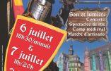 6 & 7 juillet 2019 – Fête médiévale à Saint Germer de Fly