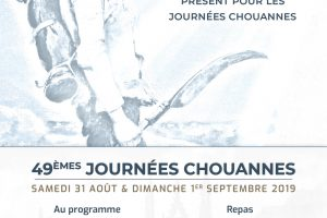 Retrouvez le stand de Civitas aux Journées chouannes le 31 août et 1er septembre 2019